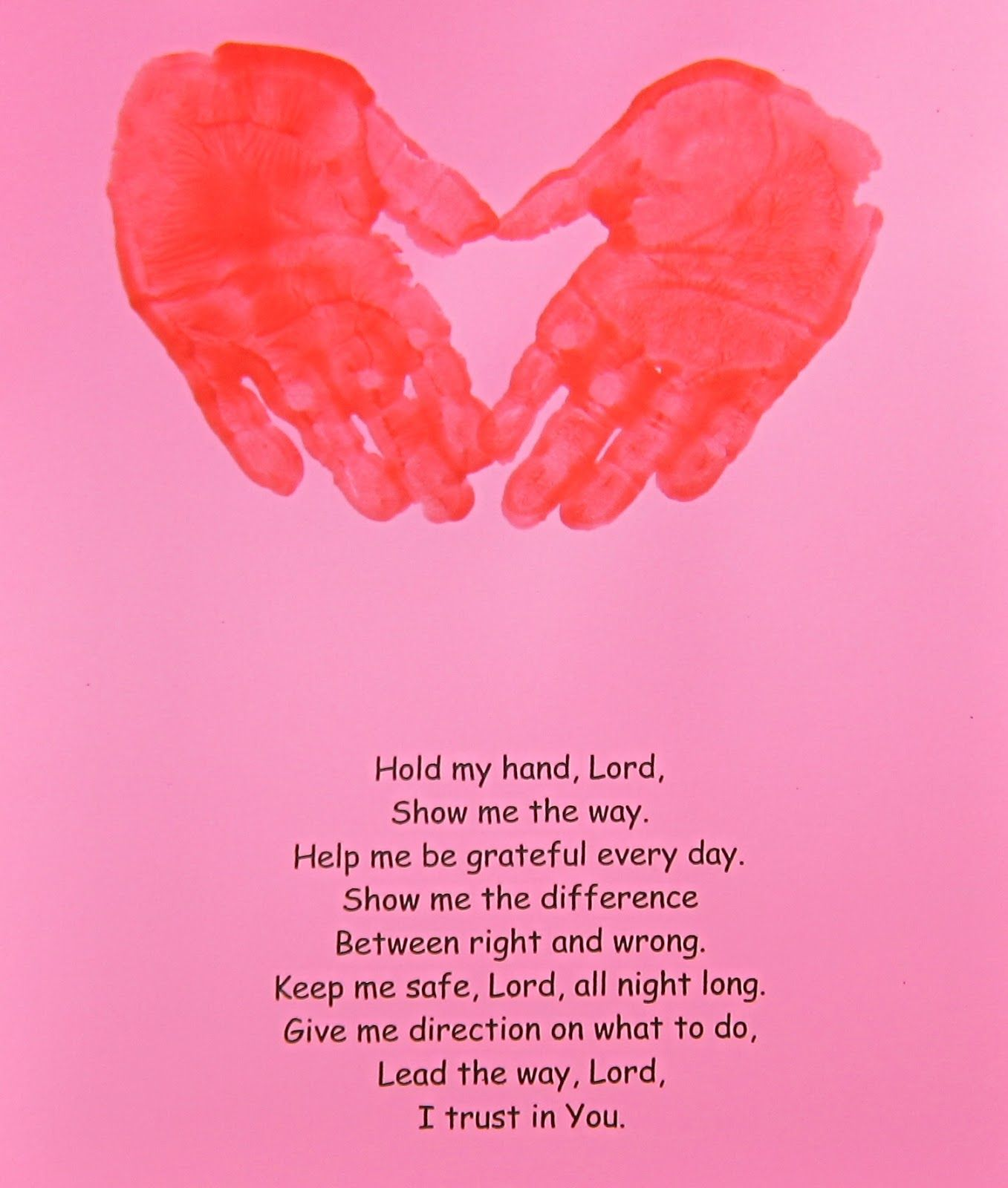 Valentine Poems For Preschoolers