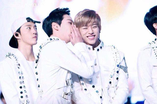 #Himchan  #Daehyun #Yongguk #B.A.P