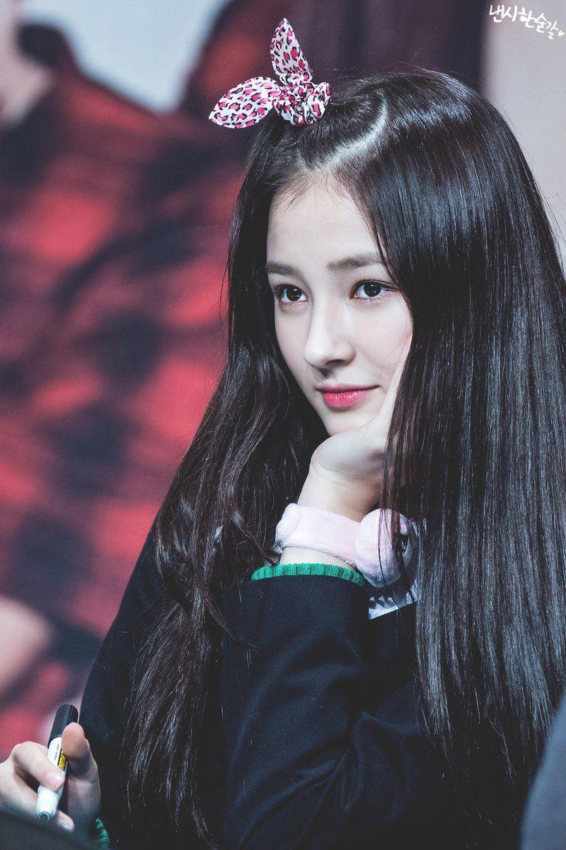 Pin By Aeneane On Nancy Momoland Beauty Girl Korean Beauty Girls Beauty