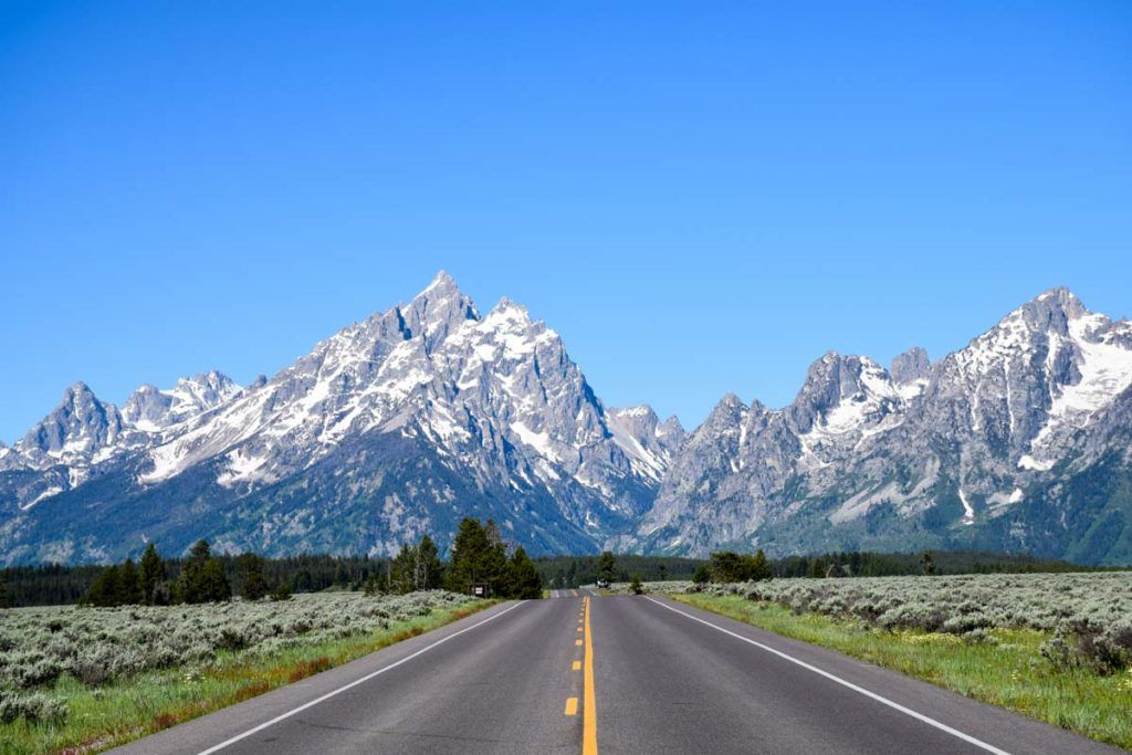 Grand Teton National Park Spending a Weekend in the