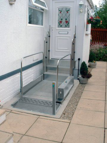Steplift Tsl1000 Disabled Access Solutions In 2019
