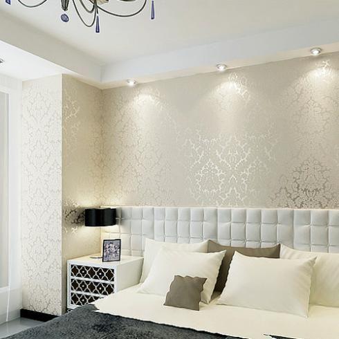 Aliexpress Comprar Tipo de Europa Damasco moderno Papel De - tapices modernos