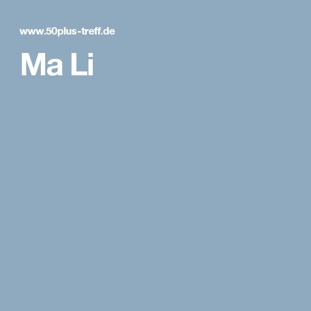 Ma Li