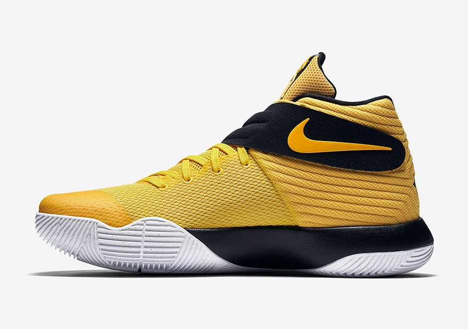 sports shoes 0d9b0 6b1b5 Nike Kyrie 2 Australia Tour Yellow 819583-701   SneakerNews.com