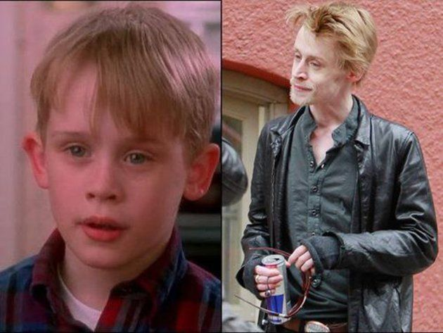 Celebs Who Did Not Age Well Macauley Culkin Stars Then