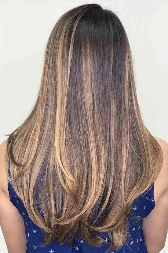 Ideas de iluminacion para el cabello casta o pelo largo for Ideas de iluminacion