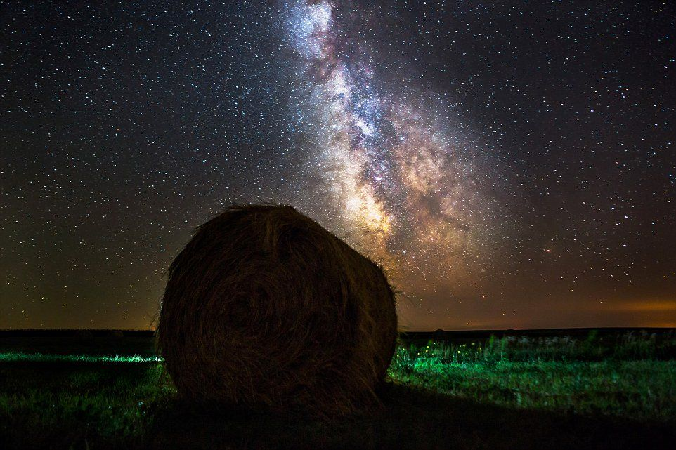 """Learn to Skywatch on Twitter: """"Milky Way of the Day https://t.co/GriLYD4arh"""""""