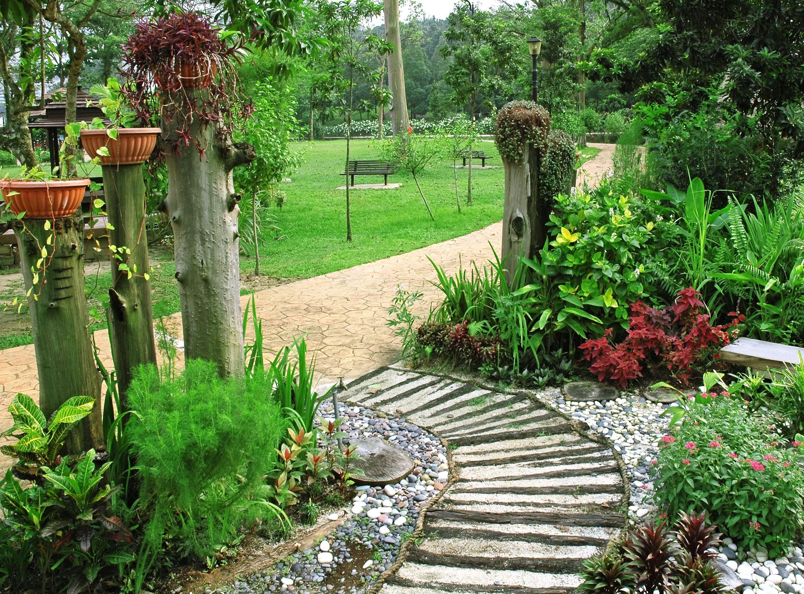 terrasse blumen gestalten – reimplica, Best garten ideen | garten ...
