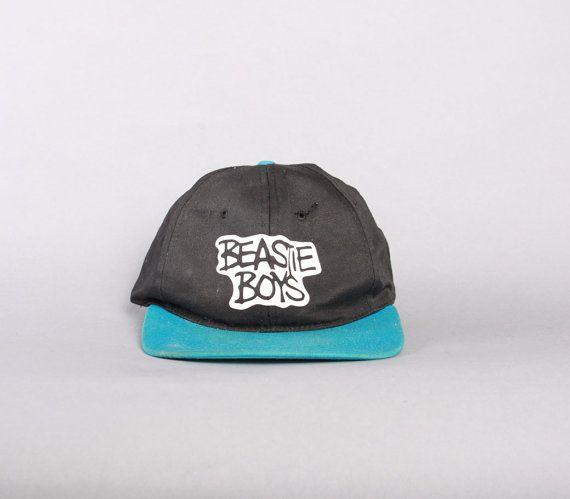 be2c2af07e6 vintage 1990s beastie boys snapback baseball cap.