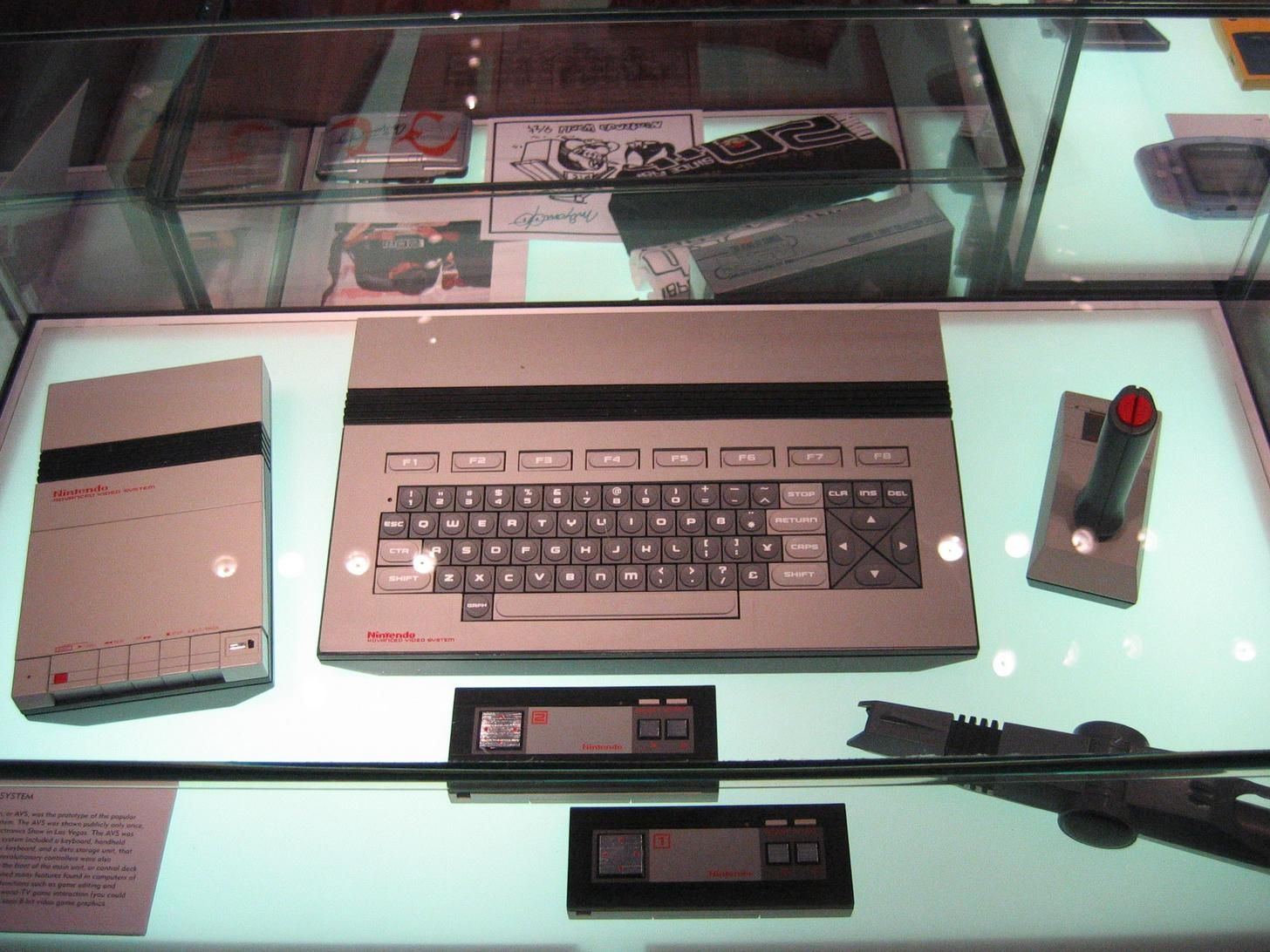 Nintendo Advanced Video System 8 bits, Holanda
