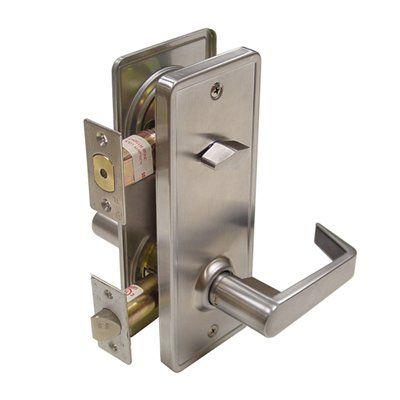 Deltana CL30 Claredon Lever Interconnected Lock Front Door Handle $123