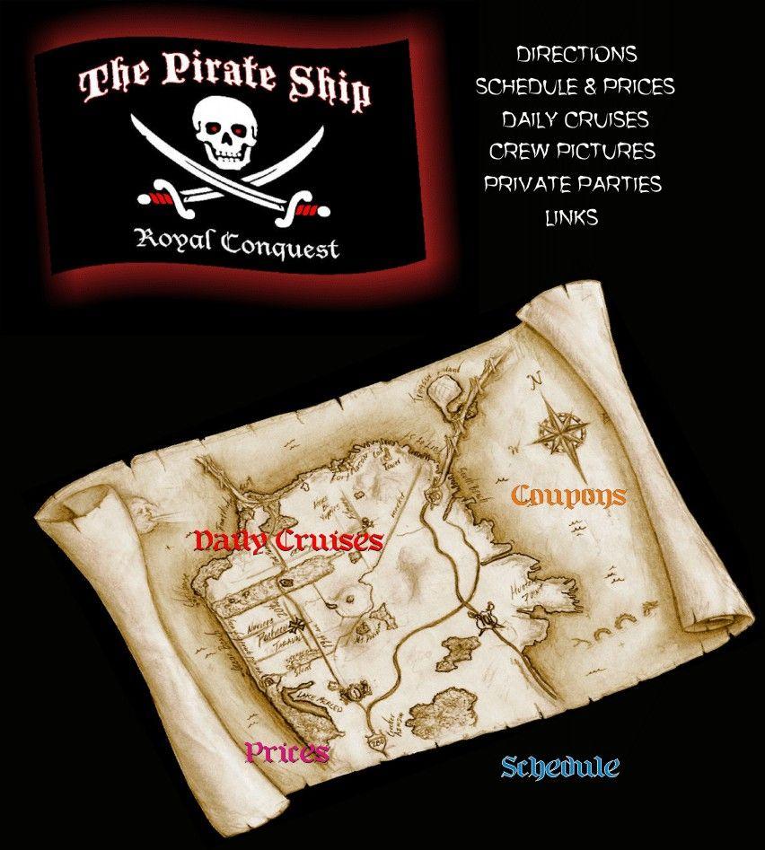 John's Pass Pirate Ship