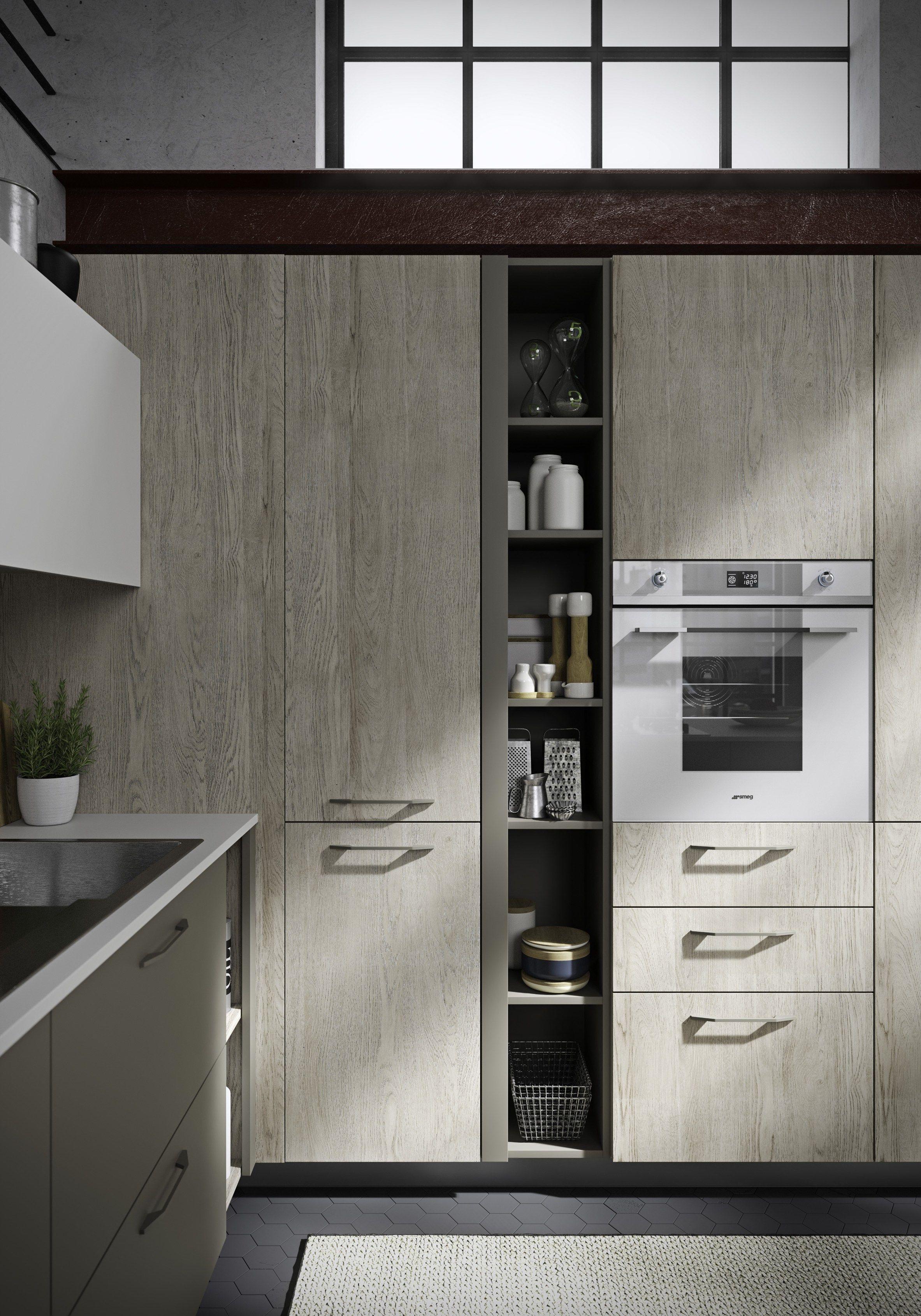 Cucina Componibile Snaidero | Cucina Snaidero Orange Idee Di Design ...