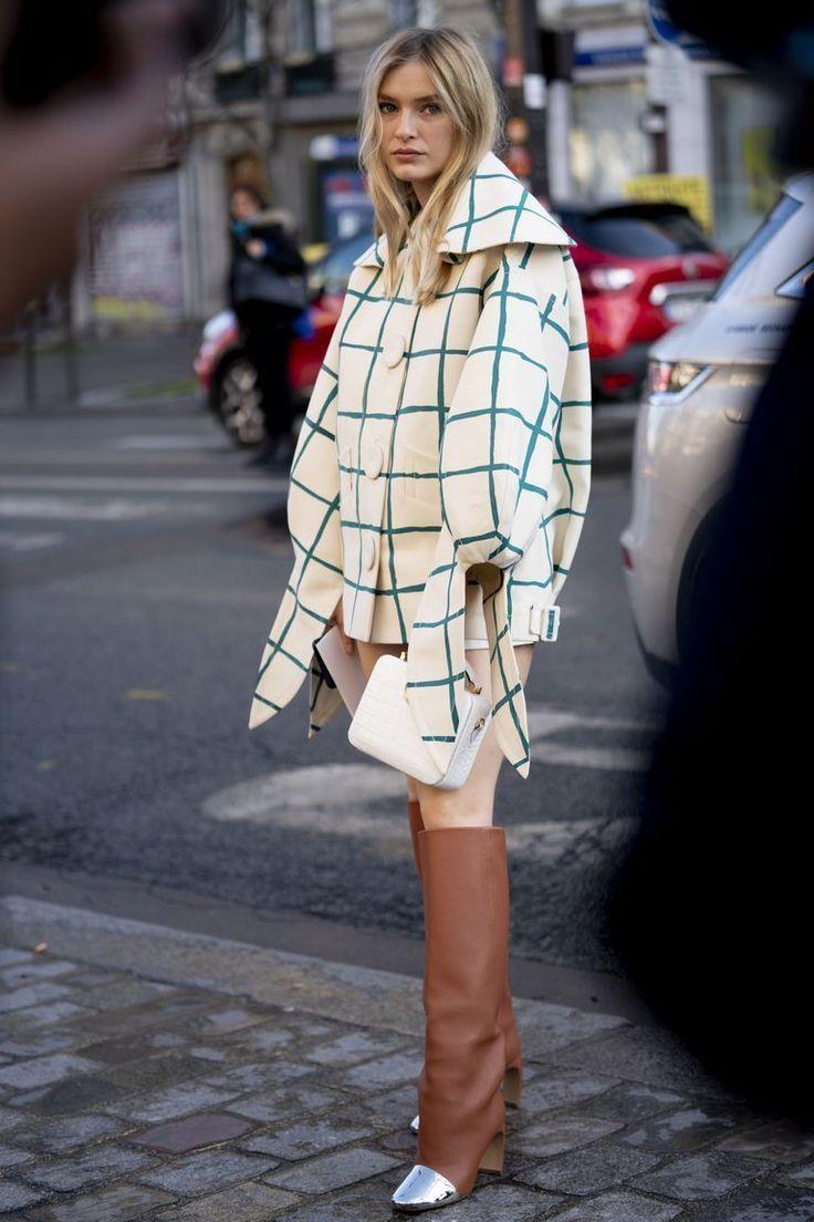 Photo of Den beste gatestilen til Paris Fashion Week SS20