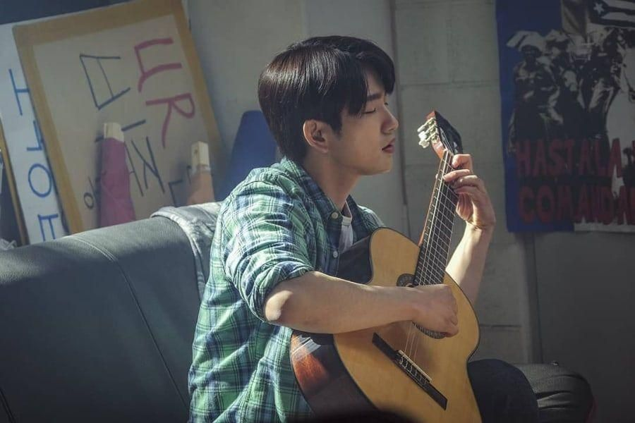 """GOT7's Jinyoung Shares Thoughts On Receiving Positive Reviews For His Acting In """"When My Love Blooms"""""""