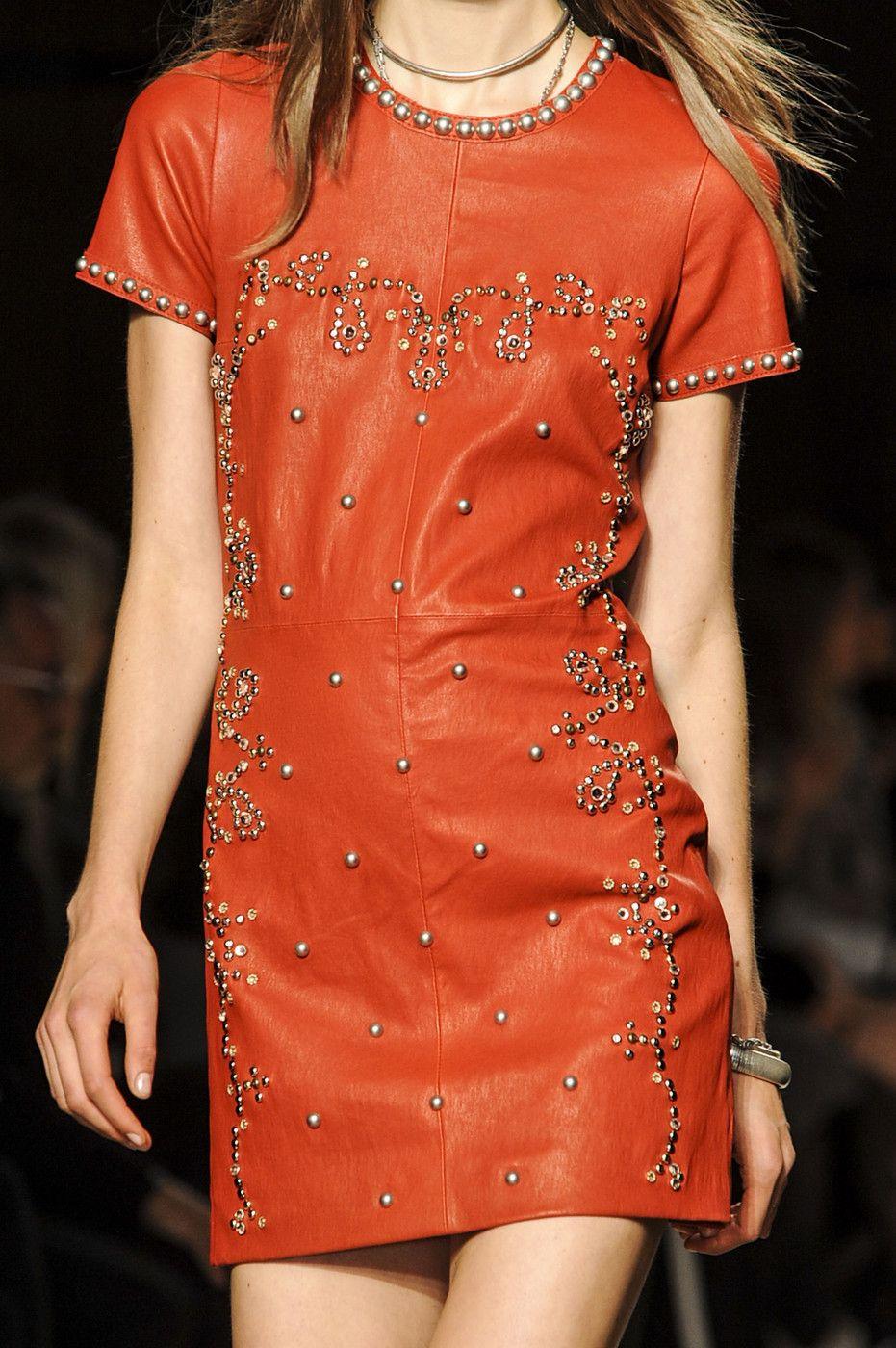 Isabel Marant at Paris Fashion Week Spring 2013 - StyleBistro