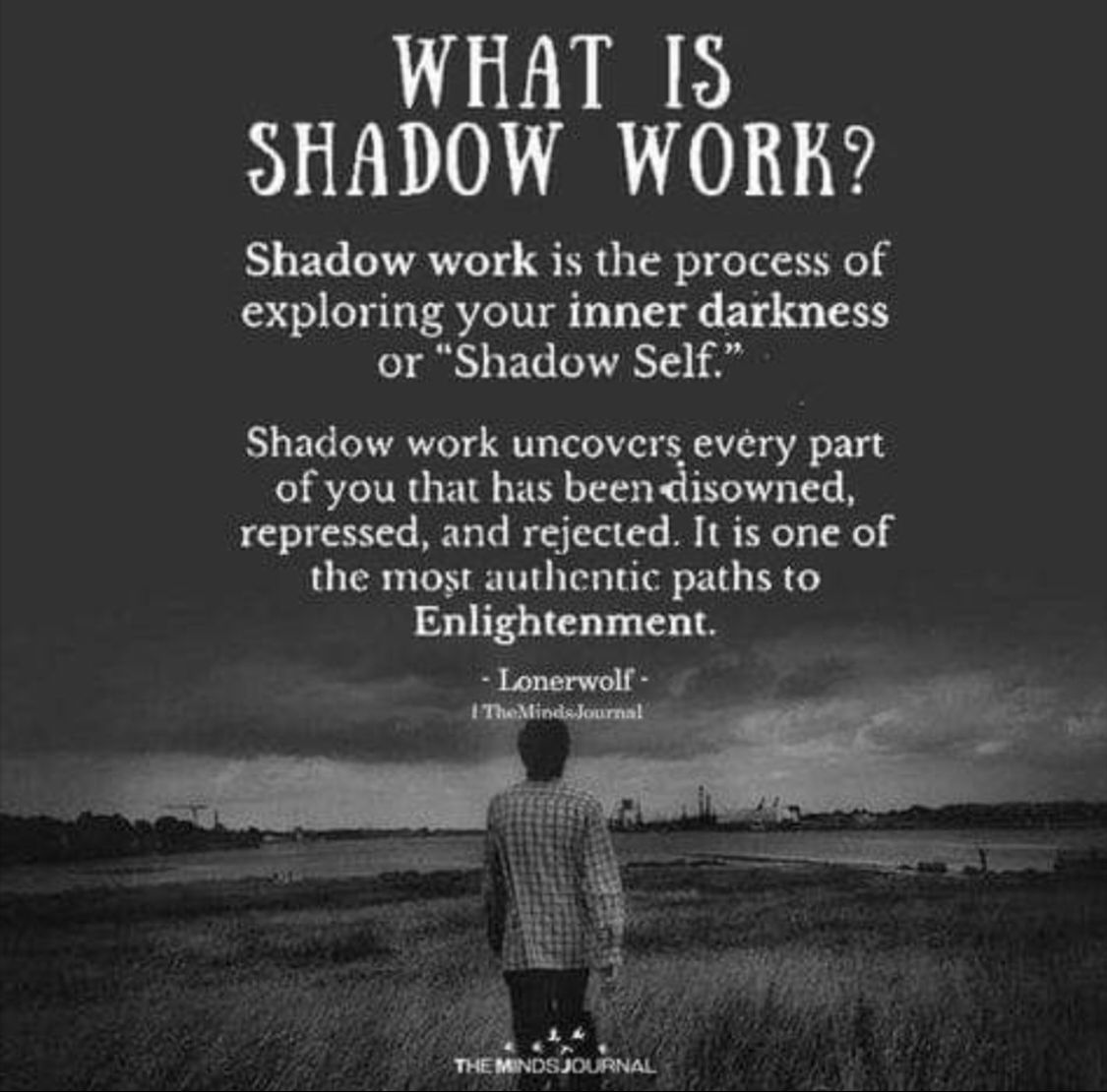 Pin by DAZEY MOON on Connected Shadow work spiritual