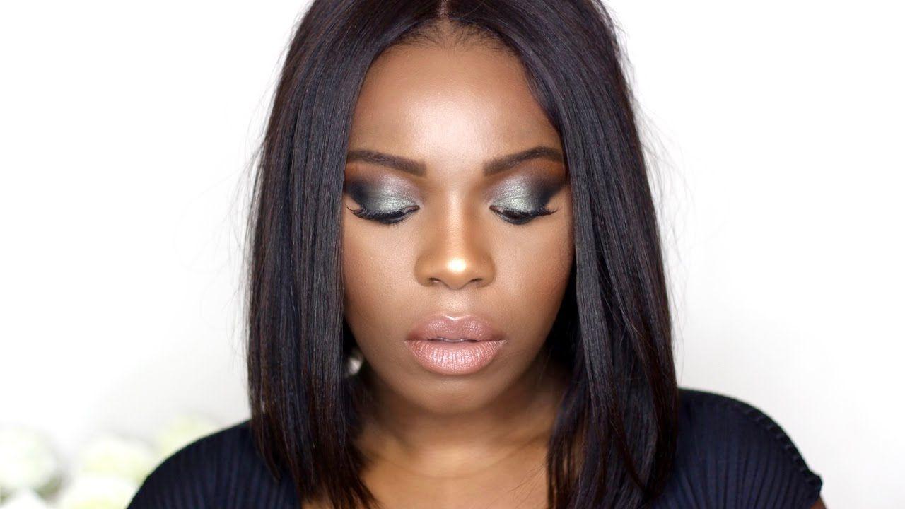 Makeup Look du Nouvel An #2 | Peaux Noires