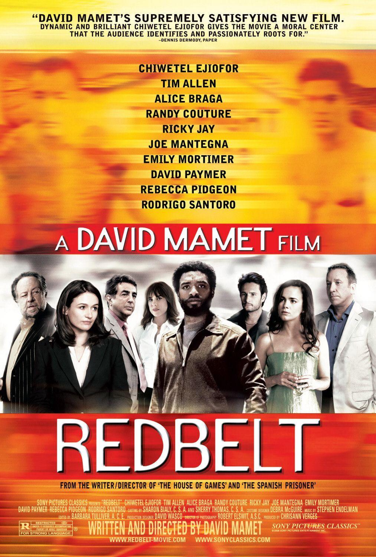 Redbelt. 2008. Movies, Full movies, Joe mantegna