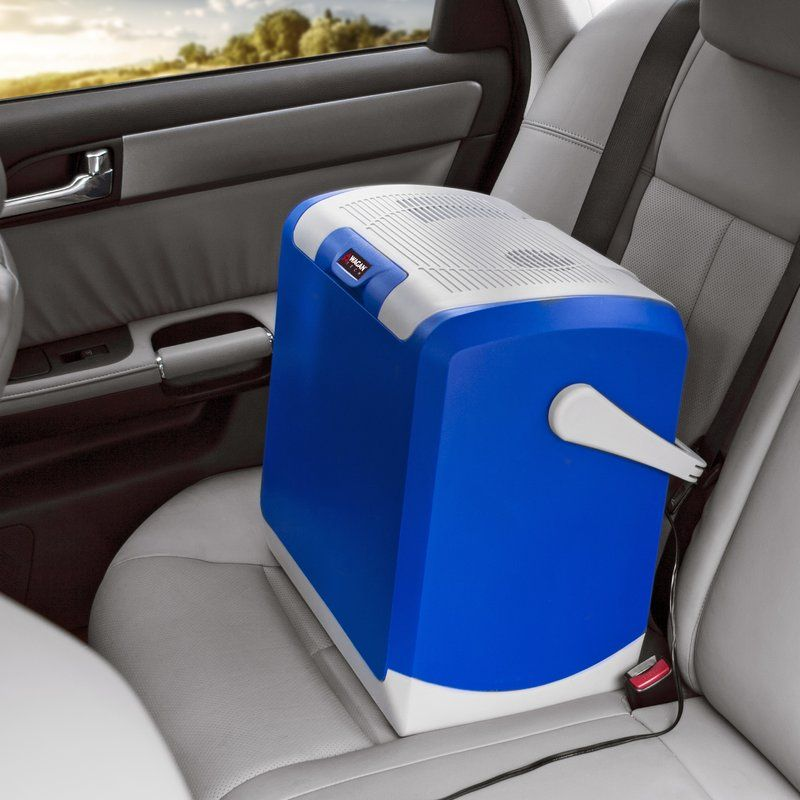 25 3 Qt Wagan Thermo Electric Cooler In 2020 Car Cooler Portable Cooler Portable Fridge