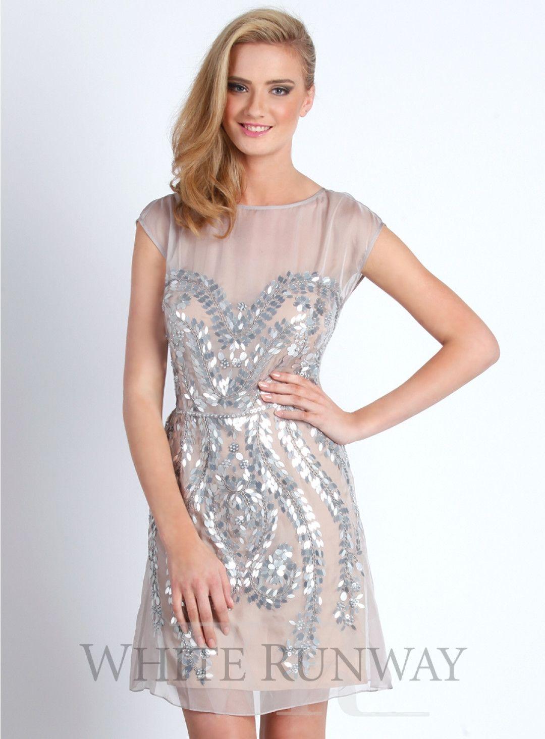 Allira Dress. A stunning cocktail length dress by Mignon. An ...