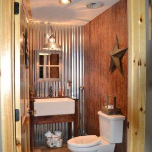 A ManS Bathroom Decor