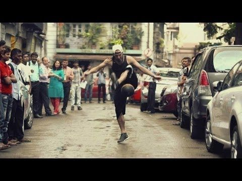 This is absolutely incredible Skill On Foot Ball In Street Must Watch So...