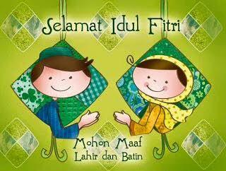 Selamat Hari Raya Idul Fitri 1436h Mohon Maaf Lahir Dan Batin