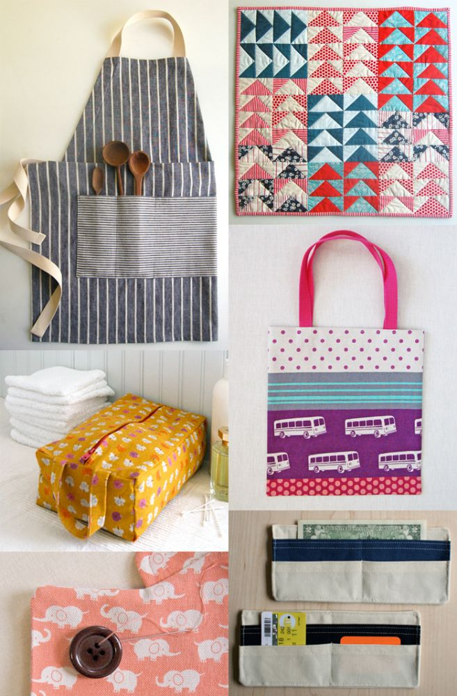 Purl Bee DIY Projects