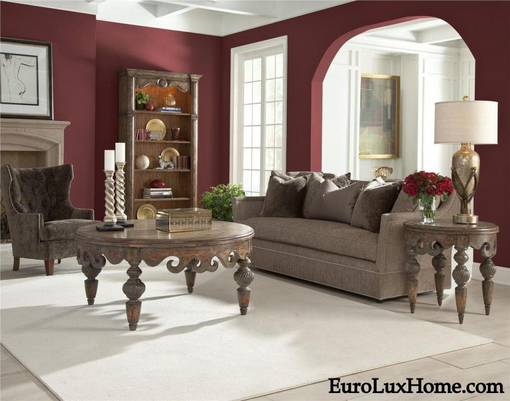 Best Red Wine Colored Decor Burgundy Living Room Living Room 640 x 480