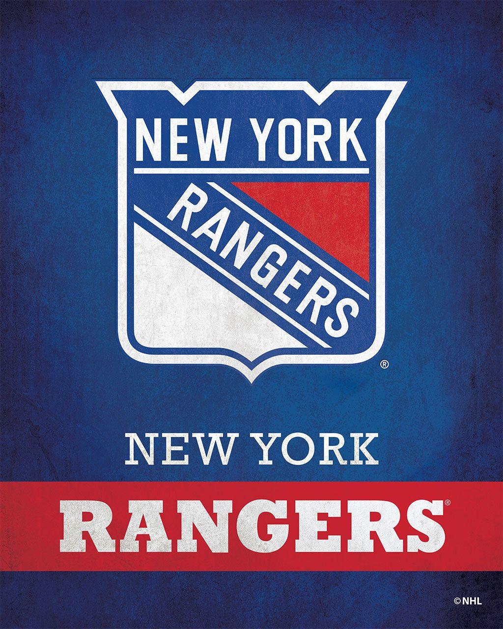 New York Rangers Pride Logo New York Rangers New York Mets Logo