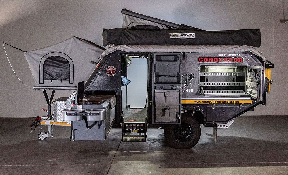 Top 10 Best Camper Trailers Of 2020 Camper Trailers Overland