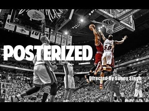 Nba Posterized 2013 ᴴᴰ Derrick Rose Wallpapers Derrick Rose Best Dunks