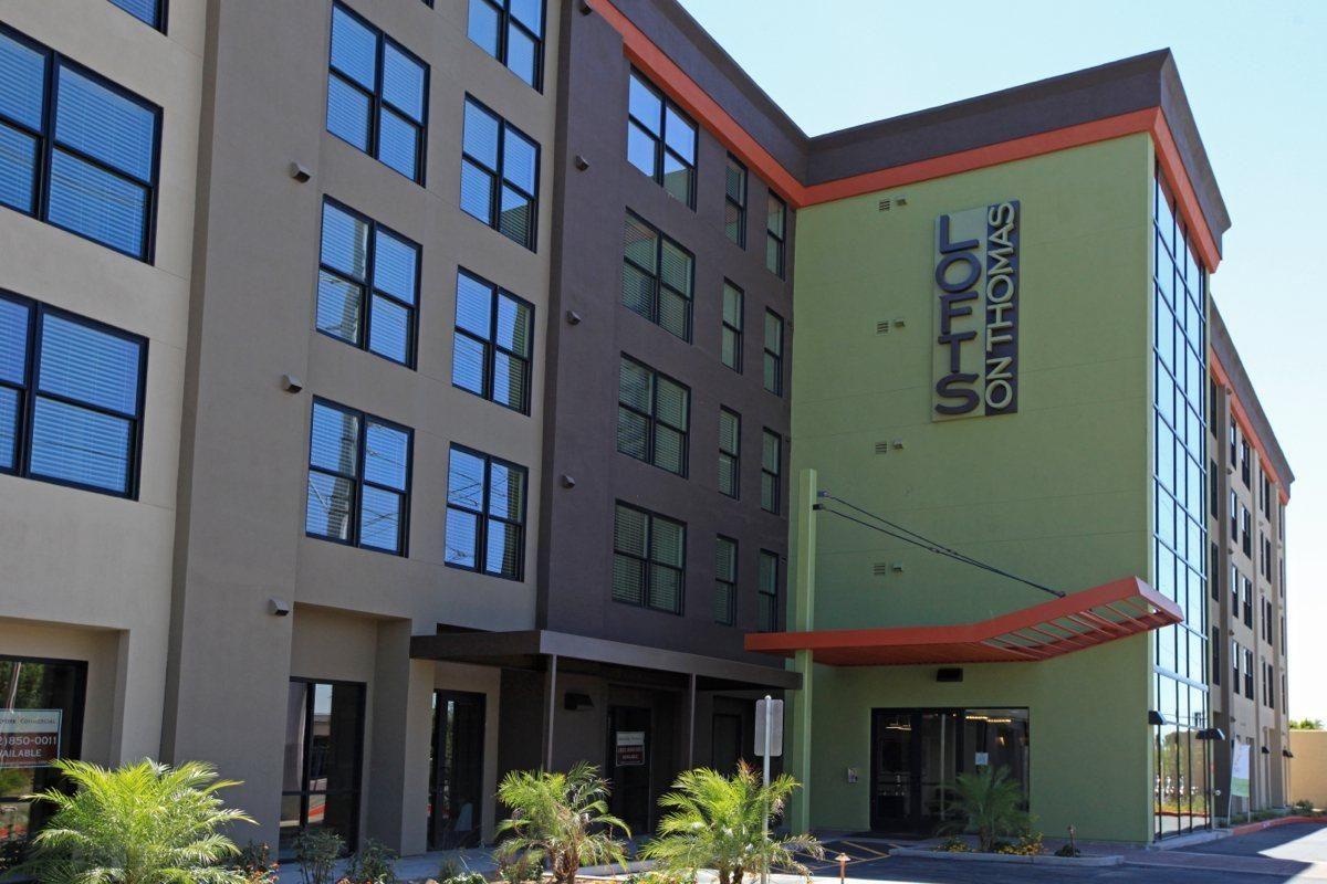 City Of Phoenix Beautiful Apartments Interior Architecture Design Photo