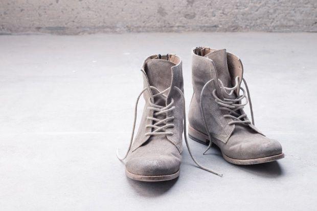 Boots, always