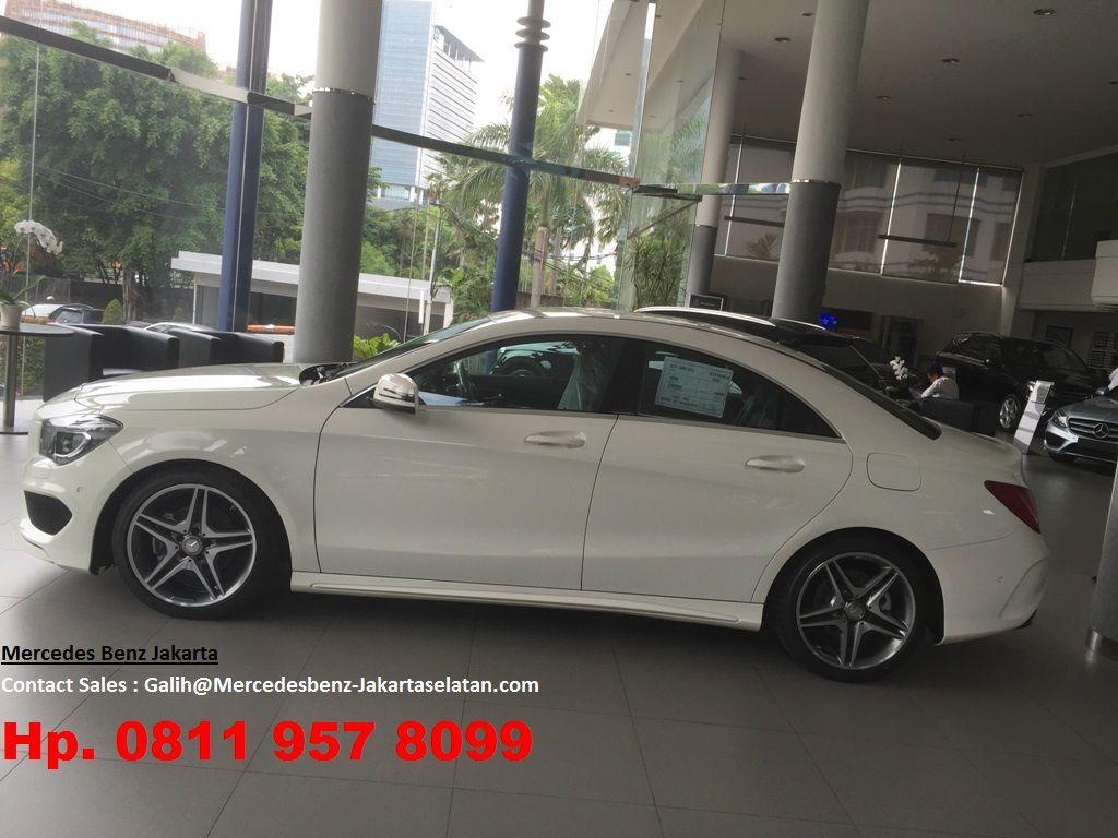 Info Harga New Mercedes Benz Cla 200 Sport Tahun 2015 Warna Putih Ready