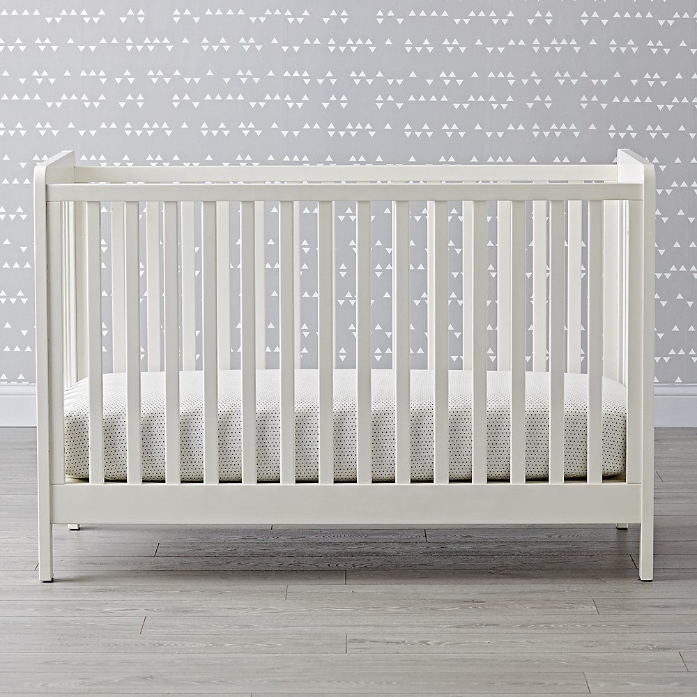 Carousel Crib White The Land Of Nod Customer Has