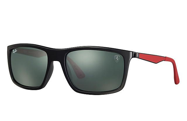 040cd08da7 Ray-Ban 0RB4228M-RB4228M SCUDERIA FERRARI UK LIMITED EDITION Black   Gunmetal
