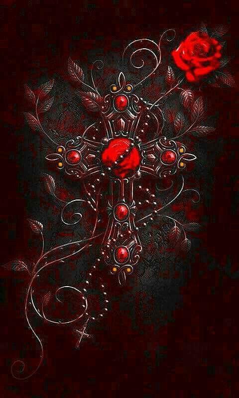 картинки для телефона фэнтези кресты последний момент ритуал