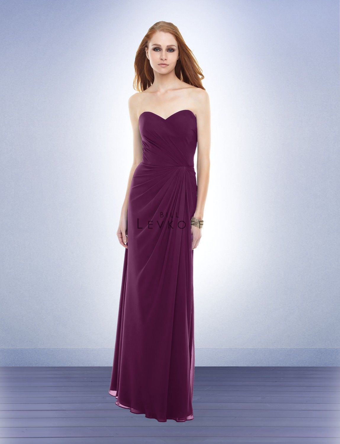 Come in and see at Celebrations of the Heart! Bridesmaid Dress Style 159 - Bridesmaid Dresses by Bill Levkoff