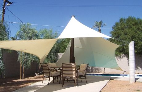 Shade Sails Offer Aesthetic And Functional Appeal 2 Pool Sun Shade Sail Byu2026