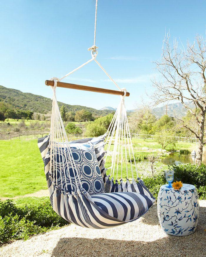 1001 ideen wie sie schaukel selber bauen mit anleitungen garten pinterest st hle. Black Bedroom Furniture Sets. Home Design Ideas