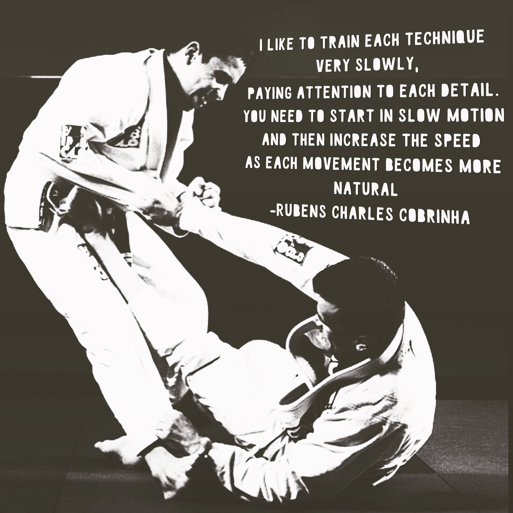 Jiu Jitsu Quotes: Rubens Charles Cobrinha Ufc Mma Bjj Jiujitsu Brazilian Jiu