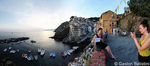 Happy birthday Mom, Riomaggiore, Cinque Terre, Liguria, Italia | Flickr - Photo Sharing!