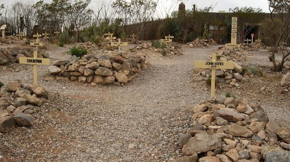 Haunted Tales From The Grave Boothill Cemetery In Arizona Most