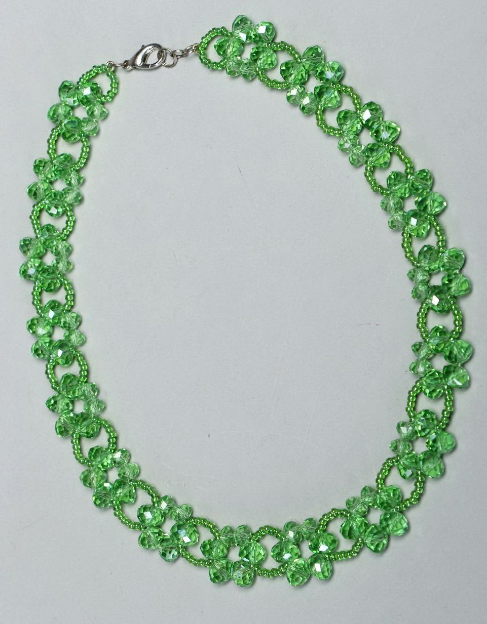 Free pattern for necklace Laurel   Free pattern, Beads and ...