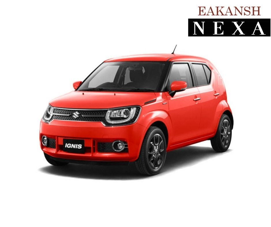 Want To Buy Latest Ignis Car But Before It Want To Experience Its