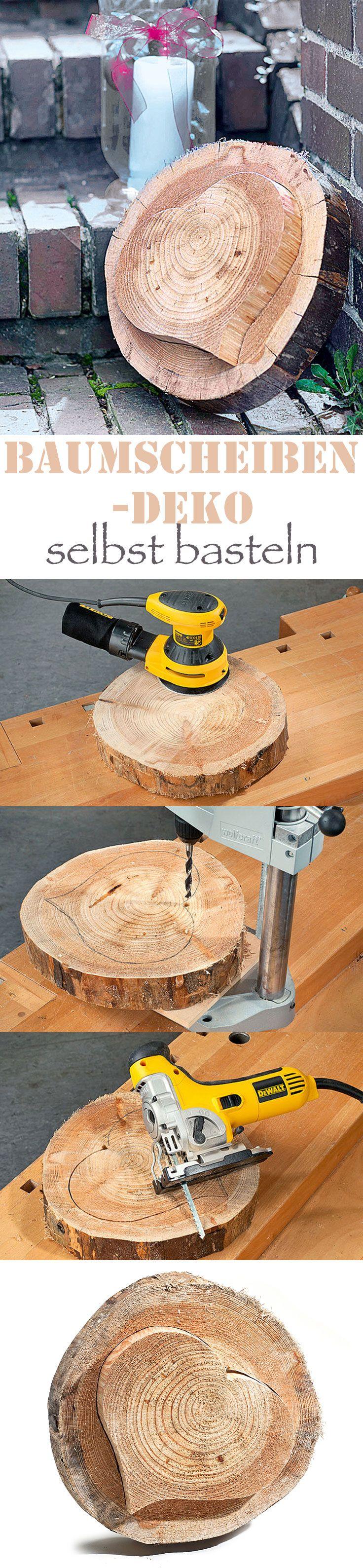 Basteln mit baumscheiben woods woodworking and wood - Baumscheiben zum basteln ...