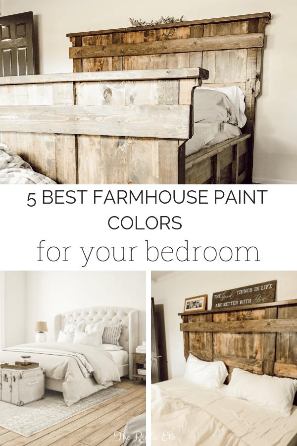 Best Farmhouse Bedroom Paint Colors Best Bedroom Paint Colors Master Bedroom Paint Farmhouse Style Bedrooms