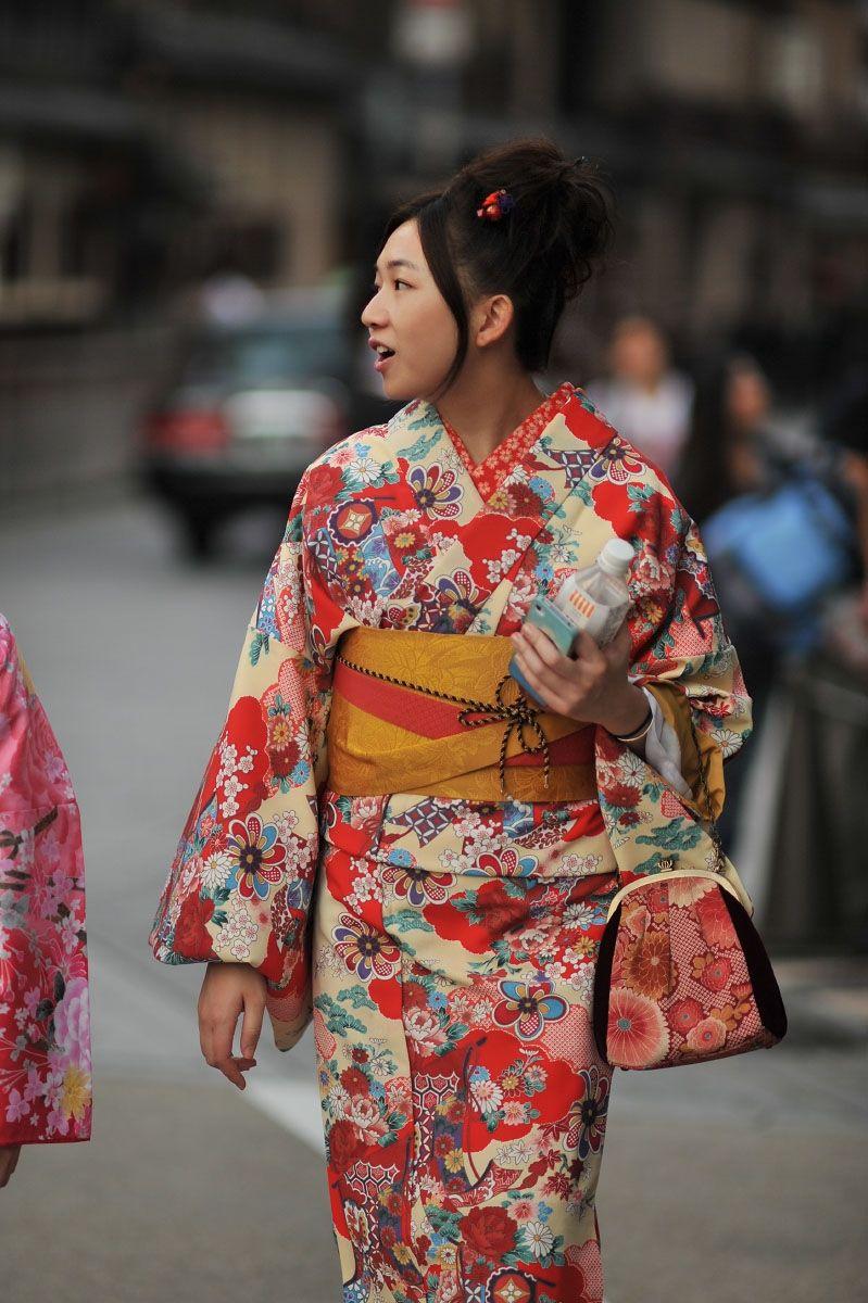 одежда японцев фото